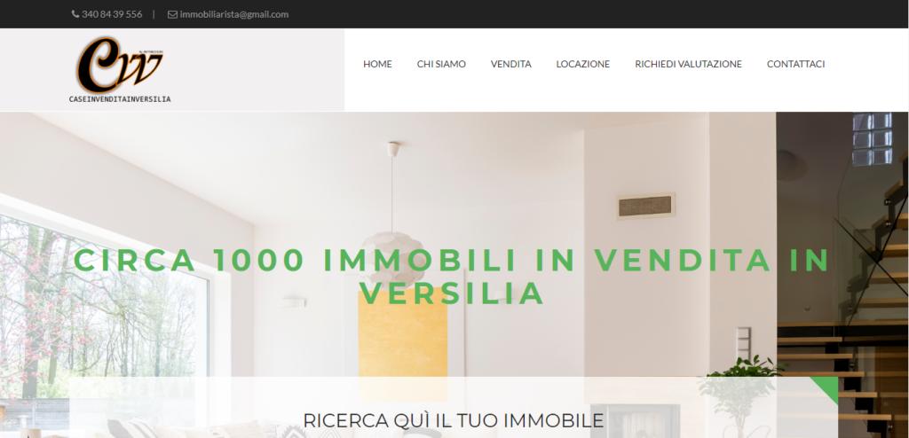 Agenzia immobiliare Versilia
