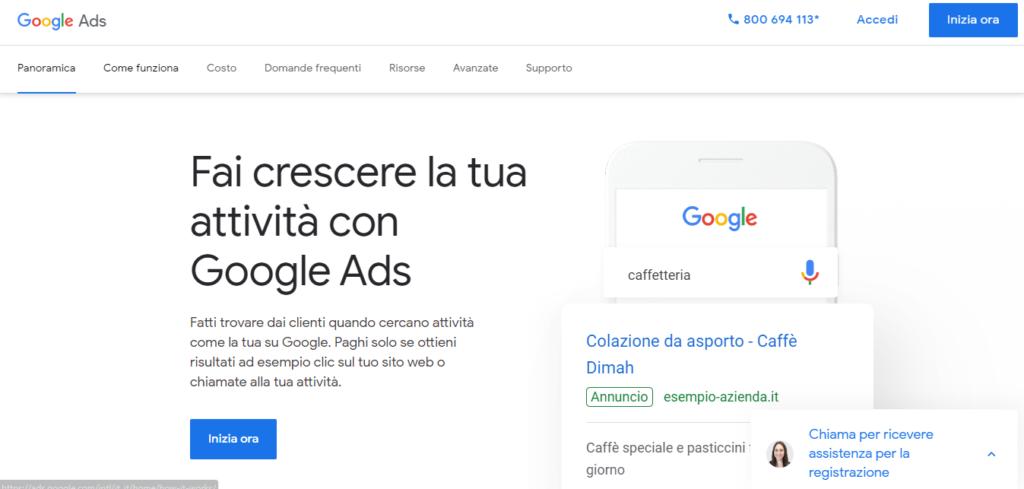 Google Ads per agenzie immobiliari (ex adwords)